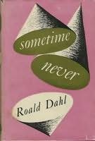 book cover of Sometime Never