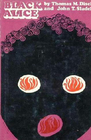 book cover of Black Alice