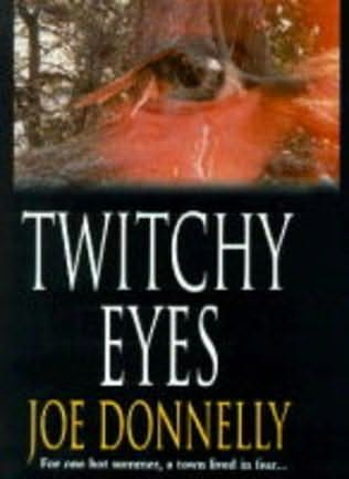 book cover of Twitchy Eyes