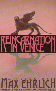 book cover of Reincarnation in Venice