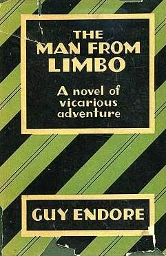 book cover of The Man from Limbo