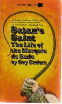 book cover of Satan\'s Saint