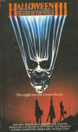 book cover of Halloween III