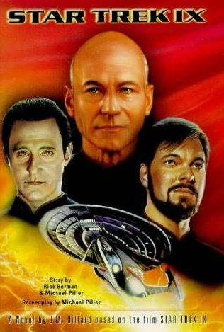 book cover of Star Trek