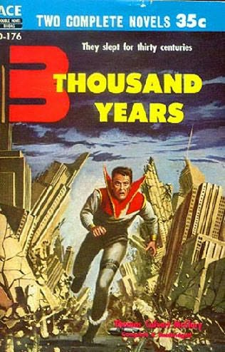 book cover of Three Thousand Years