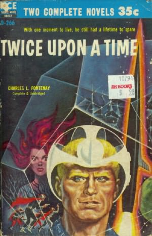 book cover of Twice Upon a Time