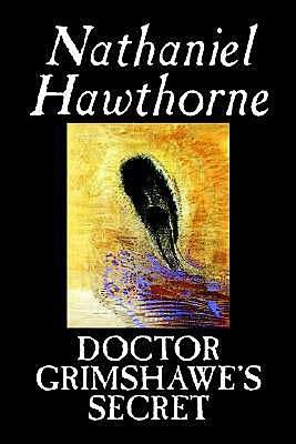 book cover of Dr Grimshaw's Secret