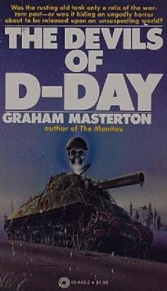 book cover of The Devils of D-Day