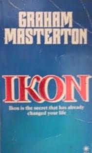 book cover of Ikon
