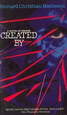 book cover of Created By