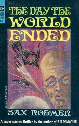 book cover of The Day the World Ended