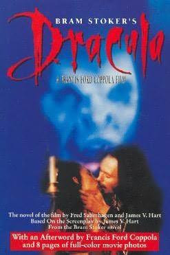 book cover of Bram Stoker\'s Dracula