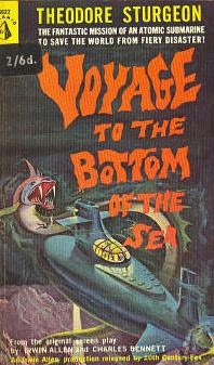 book cover of Voyage to the Bottom of the Sea