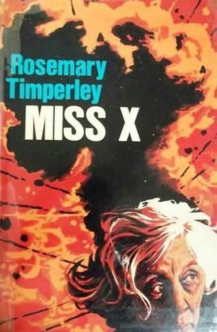 book cover of Miss X