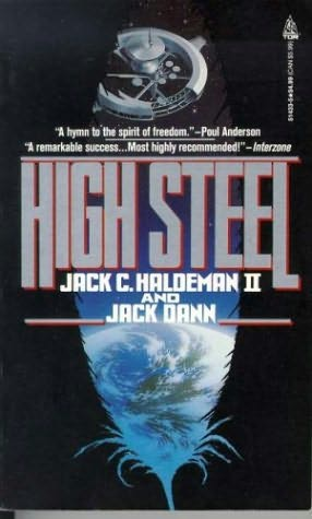 book cover of High Steel