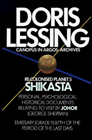 book cover of Re: Colonised Planet 5: Shikasta