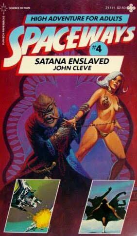 book cover of Satana Enslaved