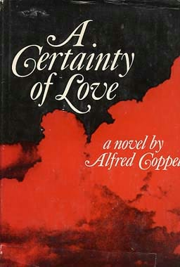 book cover of A Certainty of Love