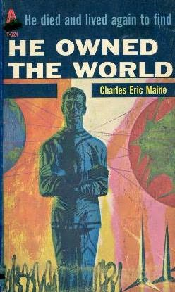 book cover of He Owned the World