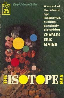 book cover of The Isotope Man