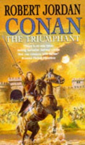 book cover of Conan the Triumphant