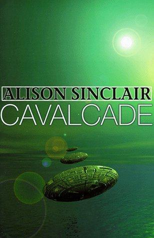 book cover of Cavalcade