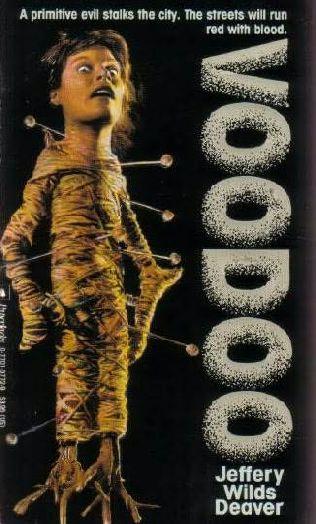 book cover of Voodoo