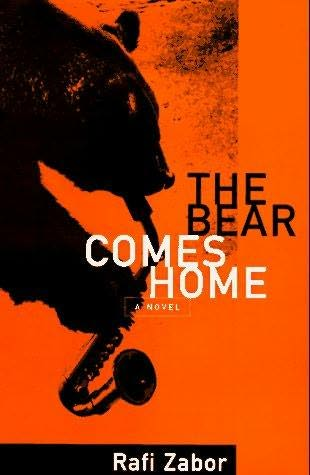 book cover of The Bear Comes Home