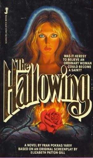 book cover of The Hallowing