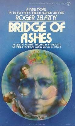 book cover of Bridge of Ashes