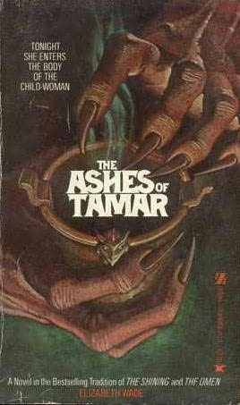 book cover of The Ashes of Tamar