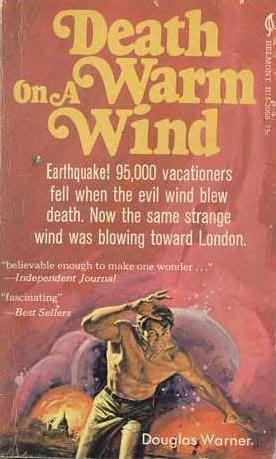 book cover of Death on a Warm Wind