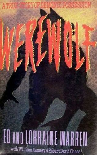 book cover of Werewolf
