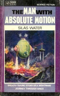 book cover of The Man with Absolute Motion