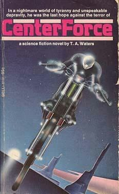 book cover of Centerforce