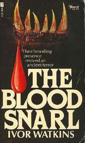 book cover of The Blood Snarl