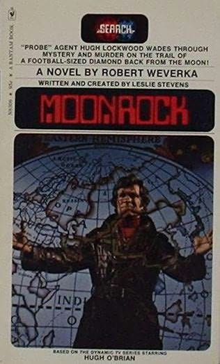 book cover of Moonrock