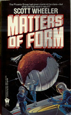 book cover of Matters of Form