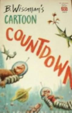 book cover of Cartoon Countdown