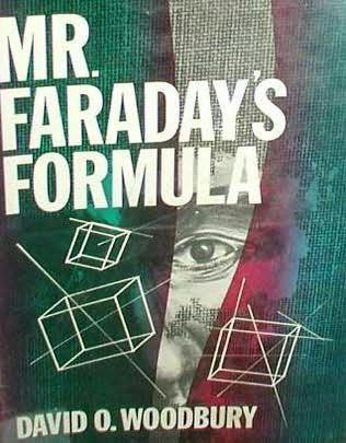 book cover of Mr Faraday\'s Formula