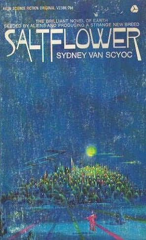 book cover of Saltflower