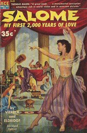 book cover of Salome My First 2,000 Years of Love