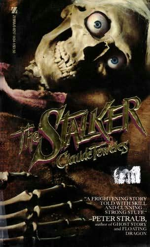 book cover of The Stalker