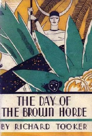 book cover of The Day of the Brown Horde
