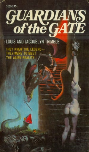 book cover of Guardians of the Gate