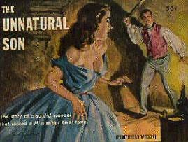 book cover of The Unnatural Son