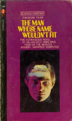 book cover of Man Whose Name Wouldn\'t Fit