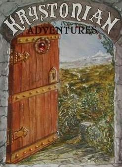 book cover of Krystonian Adventures