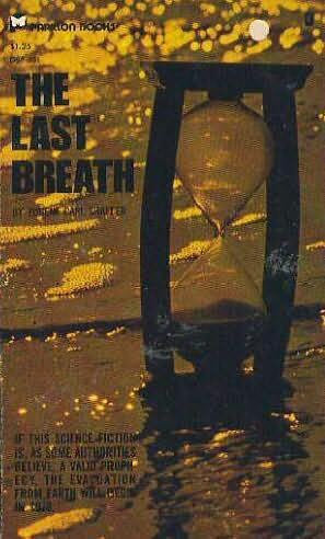 book cover of The Last Breath