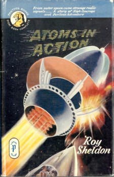 book cover of Atoms in Action